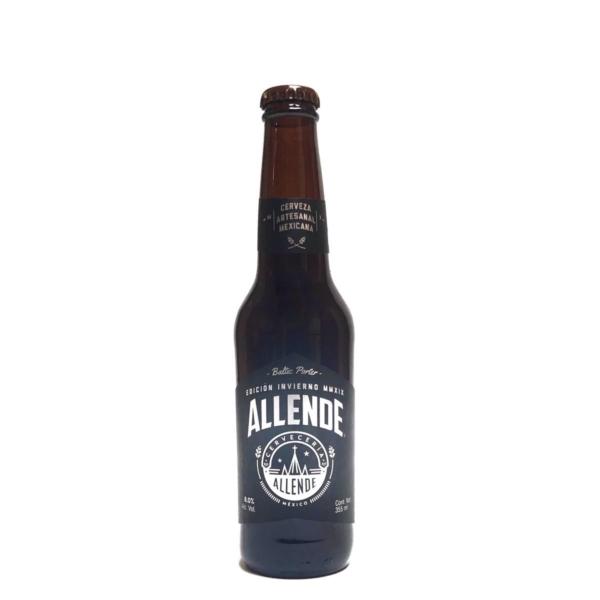 Cerveza Artesanal Allende
